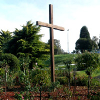 our lady of the pines donvale cross 200