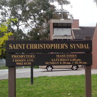 stchristopher catholicchurch syndal 200